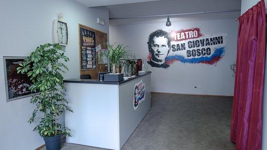 Fabriano, Ιταλία: Il Teatro San Giovanni Bosco, è lieto di invitarvi alla sua stagione teatrale, ricca di tanti ap