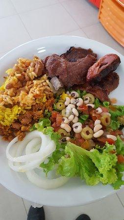 Simoes Filho, BA: prato