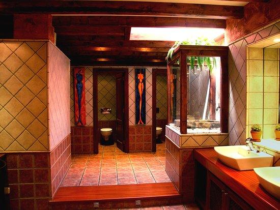 Banos Del.Banos Del Restaurante Picture Of La Cascada Puerto Puerto