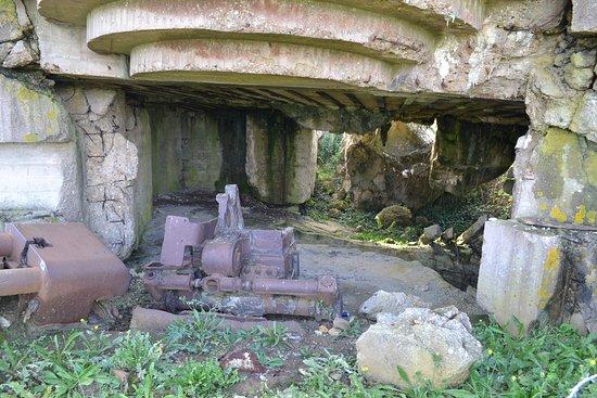 Longues-sur-Mer, ฝรั่งเศส: Batterie de Longues