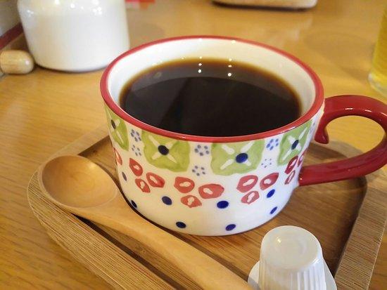 Kasugai, Japón: ハニーポットのコーヒー