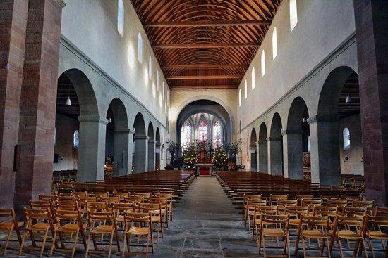 Reichenau, Alemanha: in der Kirche