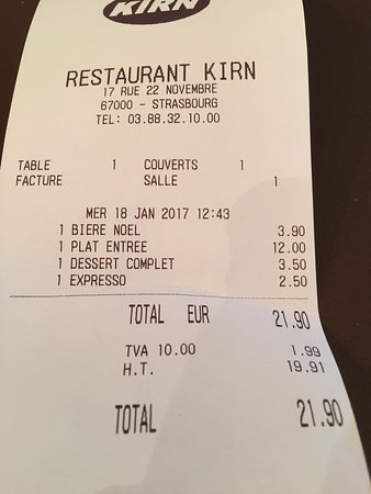 Kirn Restaurant : photo1.jpg