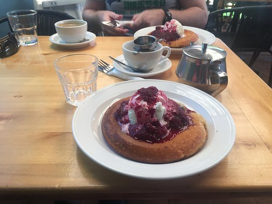 Lavender and Berry Farm Cafe