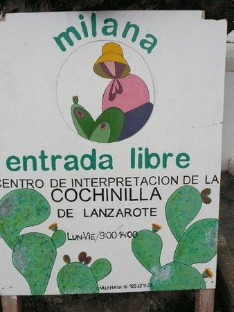 Centro Interpretacion Cochinilla 사진