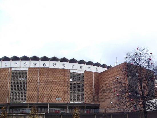 Bullring Picture Of Plaza De Toros De Vista Alegre De Bilbao