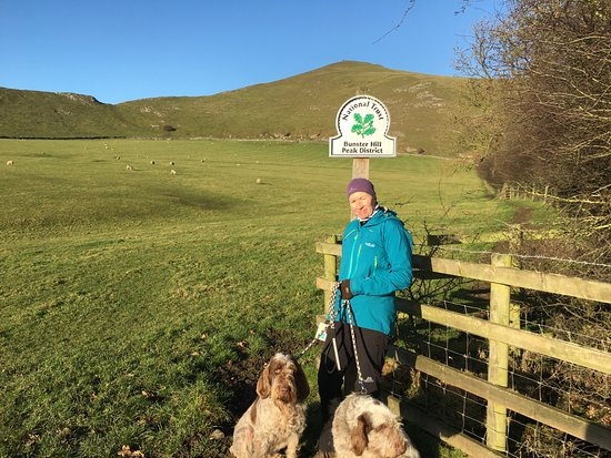 Ashbourne, UK: on the way to Dovedale from Ilam
