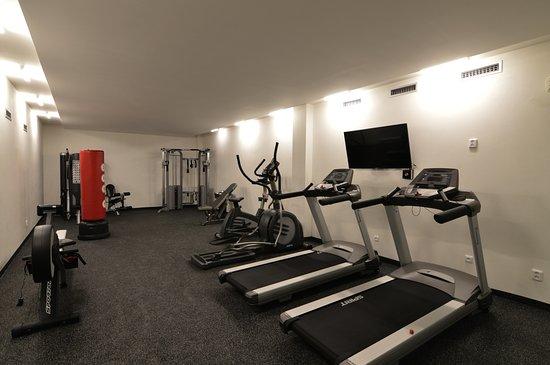 Srni, Tsjekkia: fitness