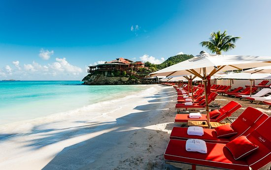 Best Island Beaches For Partying Mykonos St Barts: St Barths (St. Jean, Caribbean