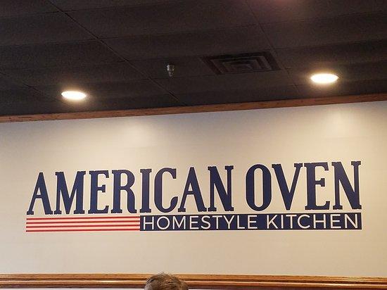 American oven homestyle kitchen Кантон фото ресторана