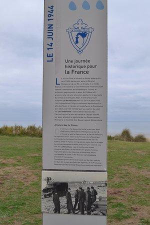 Saint-Aubin-Sur-Mer, France: Juno Beach