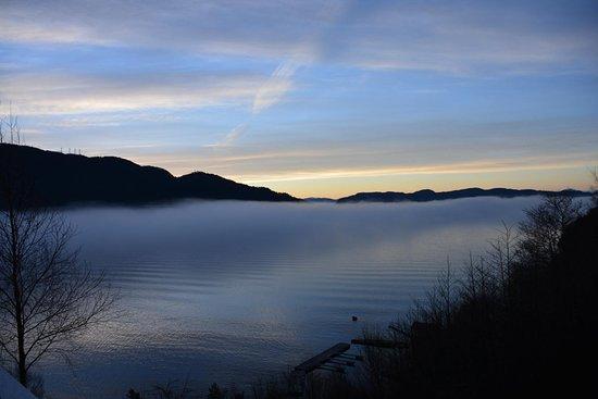 Stord Municipality, Norway: View