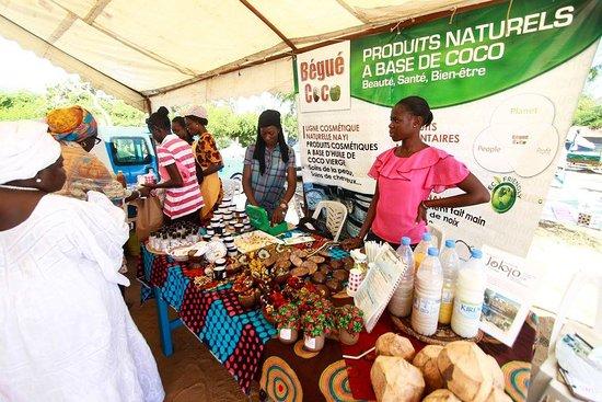 Dakar Farmers Market