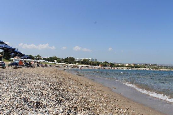 Hotel Relax : najdłuższa plaża