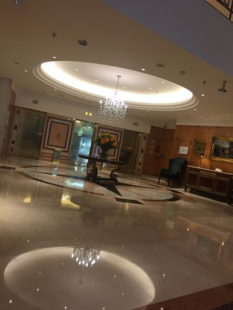 Sheraton Buenos Aires Hotel & Convention Center: lobby