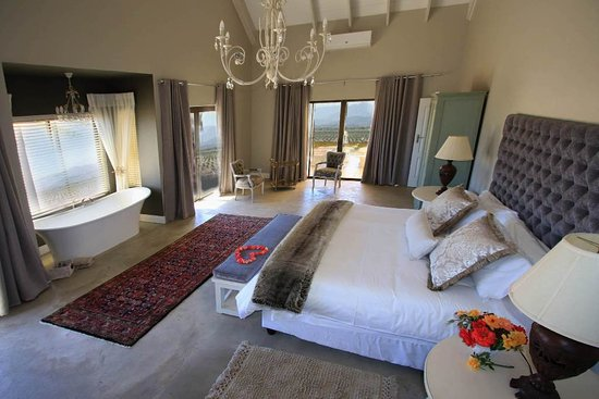 Worcester, África do Sul: Honeymoon suite self catering unit