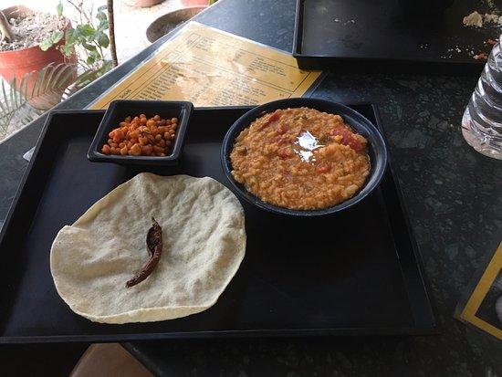 Carnatic Cafe: bisi bele bath