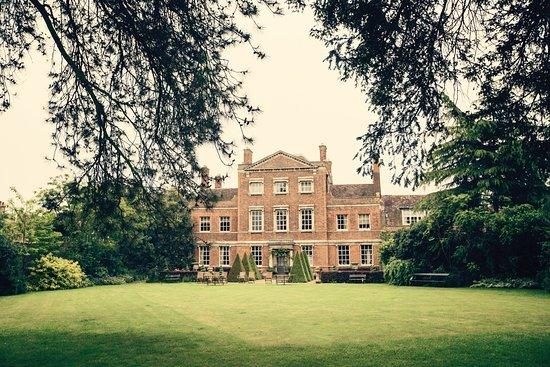 Godmanchester, UK: Island hall