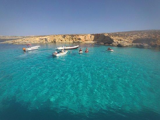 Bugibba, Malta: Blue Lagoon