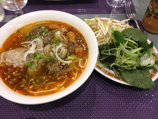 Restaurant Bo Bun Lyon