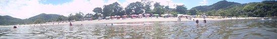 Boicucanga: Vista panorâmica de Boiçucanga