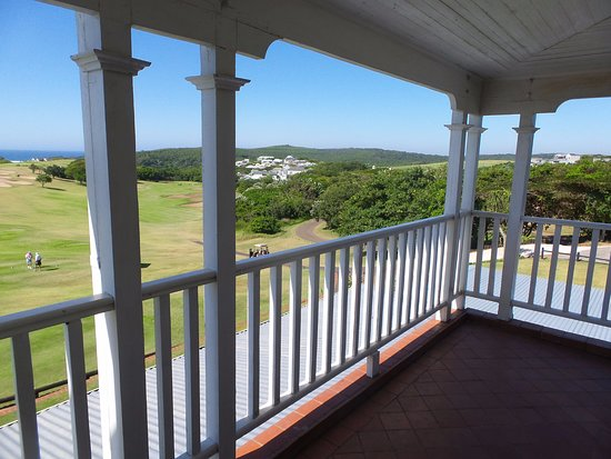 Stanger, South Africa: en plus un balcon