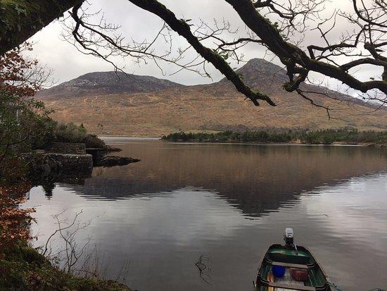 Recess, Irland: Lake walk
