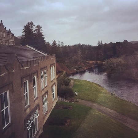 Recess, Irlanda: View from my luxury room