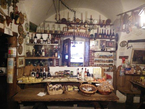 Padergnone, Италия: Un museo