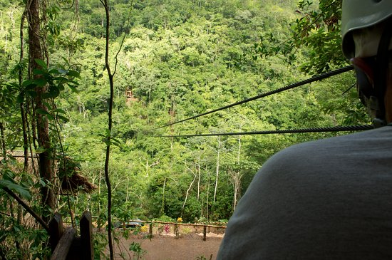 Belize Jungle Masters: Starting off point
