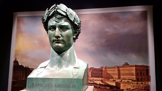 Canadian Museum of History: Napoleon a Paris