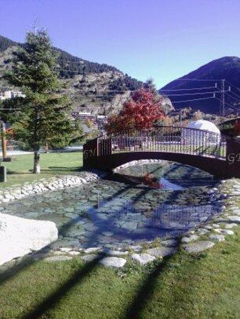 El Tarter, Andorra: extérieur
