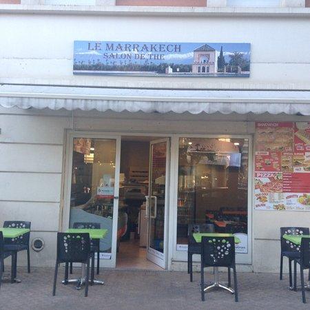 Le marrakech salon de th menton restaurant avis for 30 east salon downingtown reviews