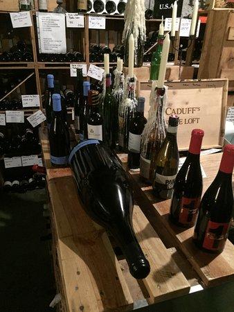 Caduff's Wine Loft: Caduff - Schätze im Weinkeller