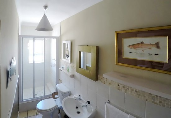 Dolphin Inn Guesthouse, Mouille Point : Standard en suite, with shower