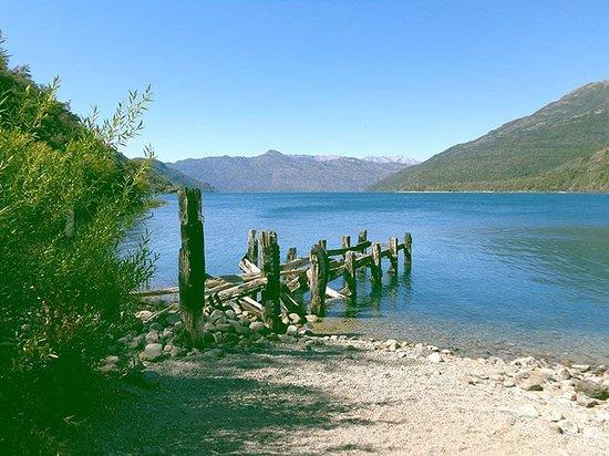 Lago Puelo, อาร์เจนตินา: Los Hitos