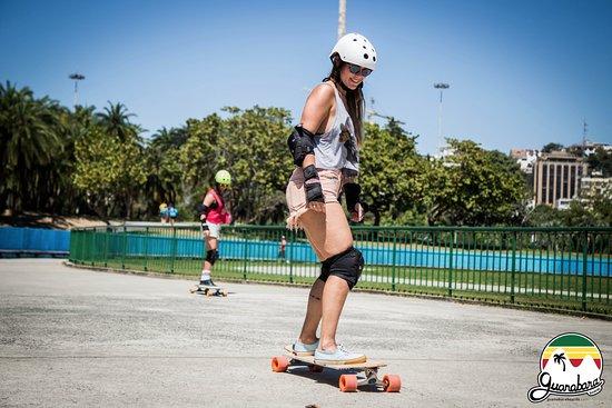 Guanabara Boards Escola de Skate Longboard