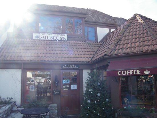 Solvang, CA: exterior