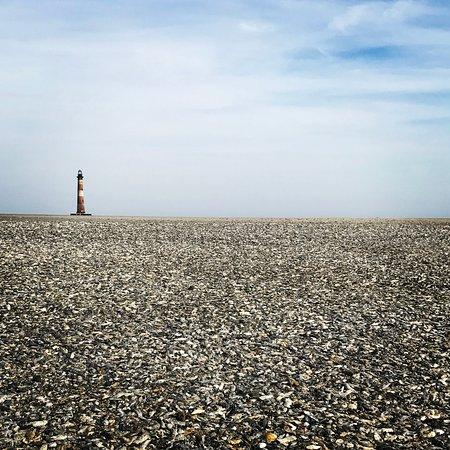 ฟอลลีบีช, เซาท์แคโรไลนา: Lighthouse on Morris Island