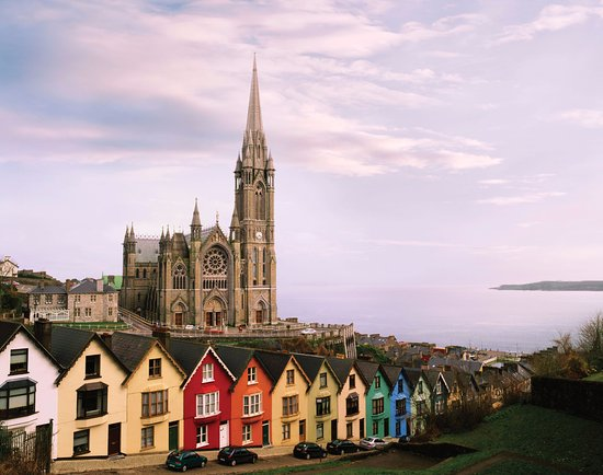 St Coleman's Cathedral Cobh, Ireland
