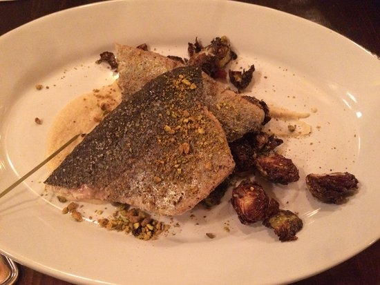Solitude, UT: The trout main course