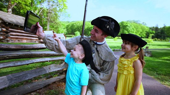 Family Fun at Valley Forge National Historical Park