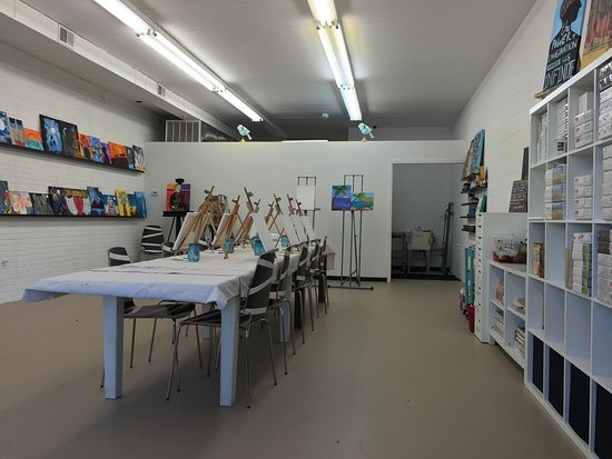 Little Pastiche Art Studio