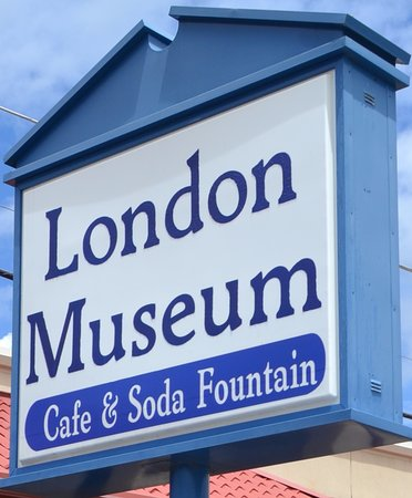 London Museum Cafe & Soda Fountain