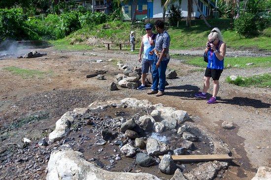 Vanua Levu, Fiji: Hot Springs