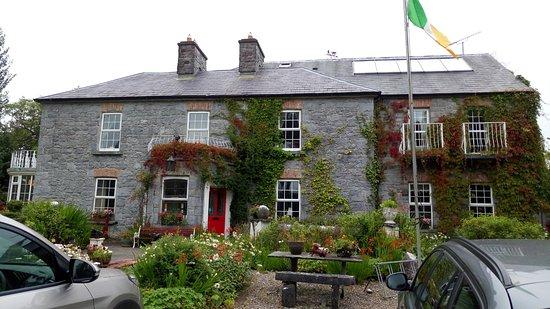 Athenry, Ierland: Eingangsbereich des B&B