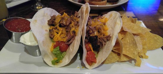 Phoenixville, PA: Beef Brisket Soft Tacos
