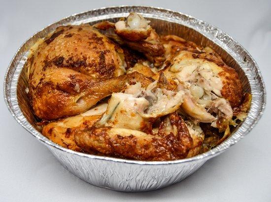 El Pollo Dorado 2: !!Pollo asado calentito!!!