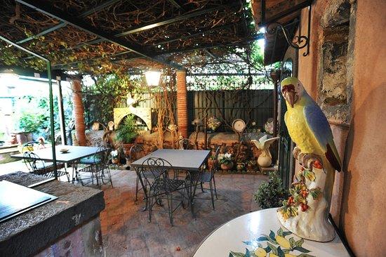 All'Angolo : giardino