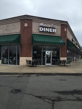 Hendersonville, TN: Music City Diner